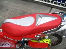 Jok Scoopy Modifikasi by Modifikasi Jok Motor Jok Motor Yamaha Nouvo Dan Honda Scoopy