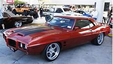 1969 Pontiac Firebird Pro Touring Carros