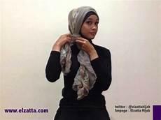 Tutorial Elzatta Pashmina 1 M S Hijabs Style