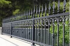 metal fence decorative fencing cincinnati oh