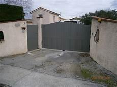 fabrication portail ou portillon sur mesure en aluminium