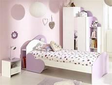 Kinderzimmer Lila Weiß - kinderzimmer milena 2 wei 223 lila kinderbett schrank