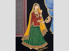 30 Beautiful Indian Mughal Paintings for your inspiration