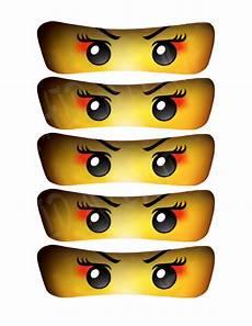 ninjago malvorlagen augen name samurai 5 sizes instant high