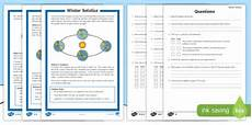 seasons ks2 science worksheets 14852 winter solstice ks2 differentiated reading comprehension activity