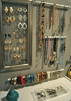 Ketten Aufbewahrung Selber Machen - diy jewelry organizer ideas 25 clever ideas to make your