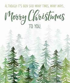 merry christmas to you christmas printable clean and scentsible