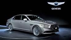 genesis g90 gets a stylish update in korea automobile magazine