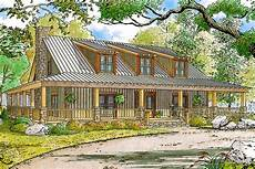 rustic house plans with wrap around porch rustic country home plan with wraparound porch 70552mk