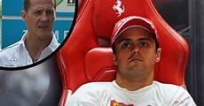 Felipe Massa Besuch Am Krankenbett Michael Schumacher