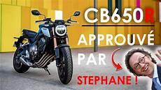 honda moto nantes est incroyable essai honda cb650r 95cv