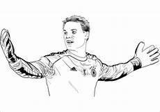 Malvorlagen Naija Ausmalbild Manuel Neuer Ausmalbilder Kostenlos Zum
