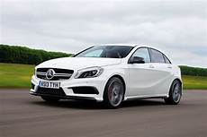 Mercedes A45 Amg 2013 Review Auto Express