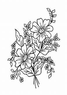Malvorlagen Blumen Kindergarten Ausmalbild Blumenstrau 223 Zum Ausmalen Ausmalbilder