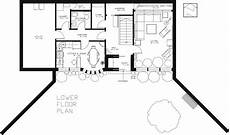 inground house plans earth sheltered passive home plan