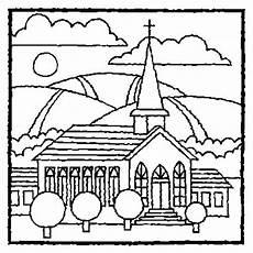 Gambar Index Aliaseaster Colorpages2 Church Jpg Mewarnai
