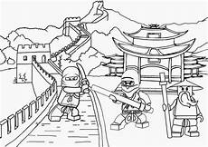 lego ninjago coloring pages kaban