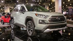 2019 Toyota RAV4 Adventure Has Subaru In Its Sights  Page