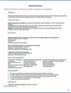 operating system support sle resume format in word free