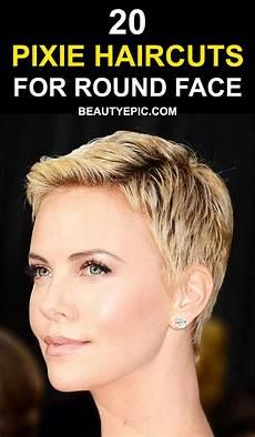 Pixie Cut Rundes Gesicht - pin on hair