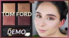 tom ford honeymoon eyeshadow demo