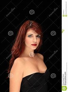 young girl with red hair stock photo image of forest beautiful red hair young girl stock photo image of happy studio 22966614