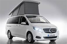 Mercedes Marco Polo Edition Models Autoesque