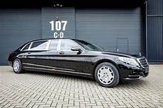 mercedes maybach s600 pullman 830k for a mercedes maybach s600 pullman is quite a