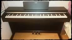 pianino yamaha arius ydp 142 black