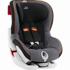 Britax Römer King - britax r 246 mer child car seat king ii ls 2019 black marble
