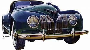 Soviet Cars Were Weird ZIS 101 Sport  Motor1com