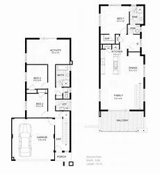 urban infill house plans urban home plans
