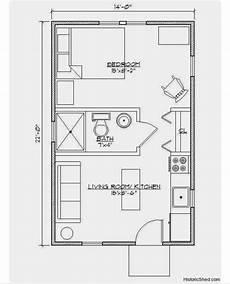 small house 14x22 1 bedroom ecohouselayout tiny house plans house blueprints house