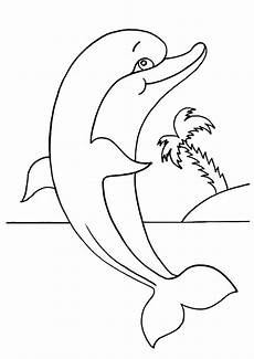 dibujos para colorear de delfines 100 im 225 genes gratis