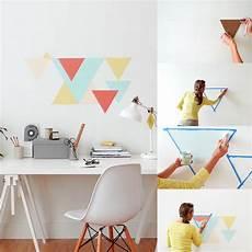 wandgestaltung ideen selber wandgestaltung selber machen mit farben muster streichen
