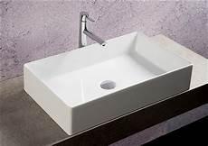 lavandino bagno rettangolare lavandino da appoggio bagno niger
