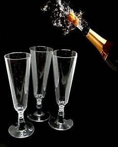 bicchieri per prosecco 6 flute bicchieri plastica trasparenti calice spumante