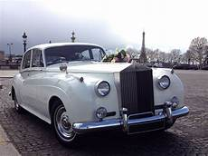 Location Voiture Mariage Ancienne Rolls Royce Silver Cloud