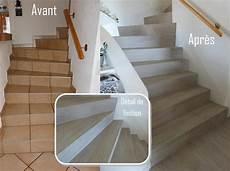 recouvrir marche escalier recouvrir marche escalier avec lino inspirer les escaliers