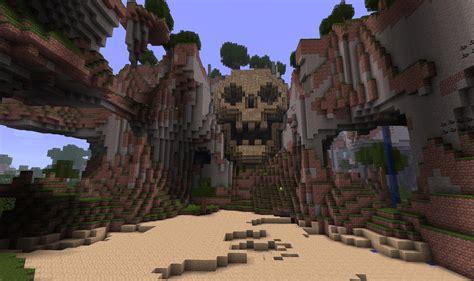 Minecraft Mountain Base