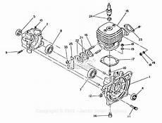 Subaru Cylinder Diagram by Robin Subaru Ec06d Hudson Parts Diagram For Crankcase Cylinder