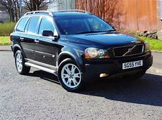 2005 volvo xc90 2 4 d5 se geartronic awd 5dr in glasgow