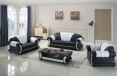 wohnzimmer sofa modern sofa set living room furniture with genuine leather 3 pcs