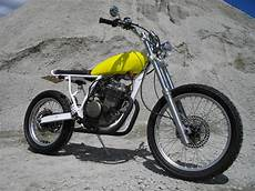 planet japan honda xl 250 r by garage ride