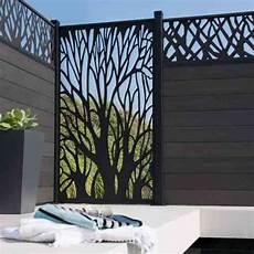 brise vue mural cl 244 ture de jardin pas ch 232 re originale et design