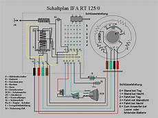 simson sr50 schaltplan farbig wiring diagram