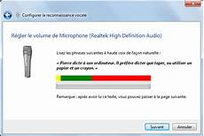 Reconnaissance Vocale Windows Activation Et Configuration