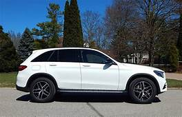 SUV Review 2017 Mercedes Benz GLC 300 4Matic  Driving