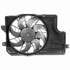 auto air conditioning repair 1995 ford mustang lane departure warning condenser or radiator cooling fan assembly for ford mustang 1994 1995 1996 walmart com