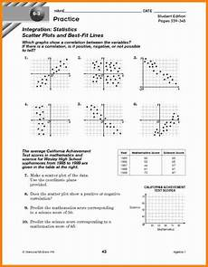 scatter plot worksheet with answers inspirational scatter plot worksheets in 2020 scatter plot